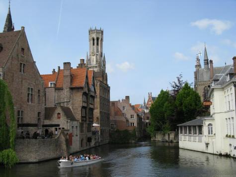 Hotels Near Bruges Belgium