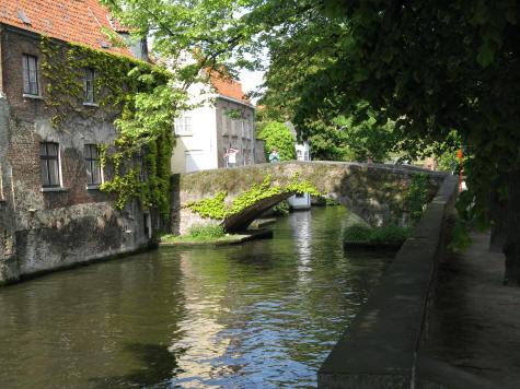 Groenerei Canal in Bru...