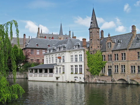 Hotels In Bruges Centre
